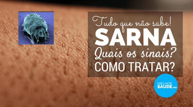 SARNA MELHORSAUDE.ORG MELHOR BLOG DE SAUDE