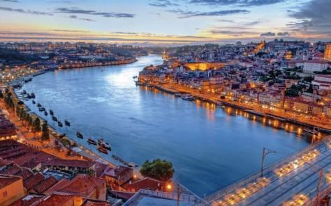 Porto e rio Douro