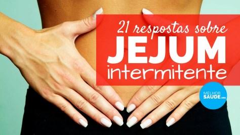 JEJUM INTERMITENTE apresentação melhorsaude.org