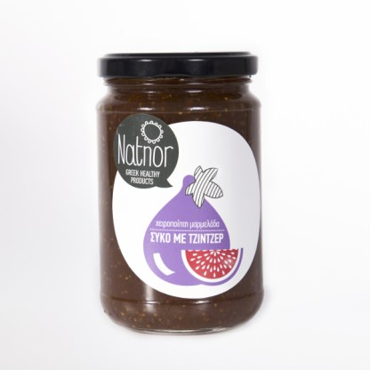 figs ginger jam