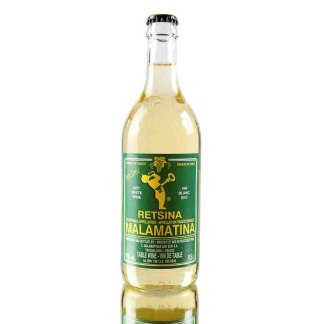 greek retsina malamatina