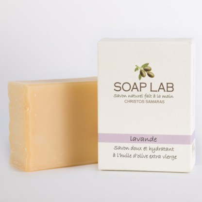 olive oil soap levanda