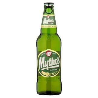 greek beer mythos