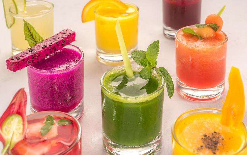 Fivelements - juices