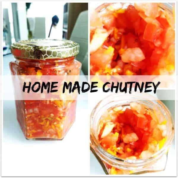Home made chutney
