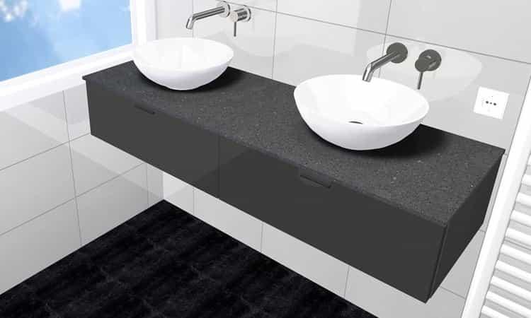 Badkamer-uitzoeken-Wastafel & Kranen