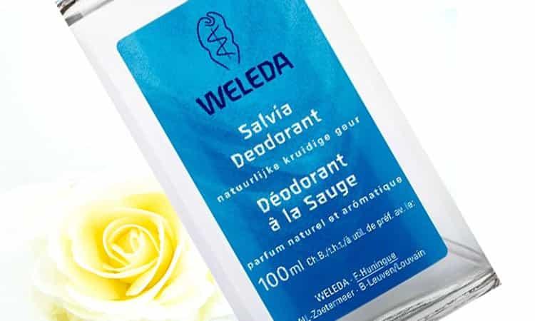 Weleda salvia natuurlijke deodorant