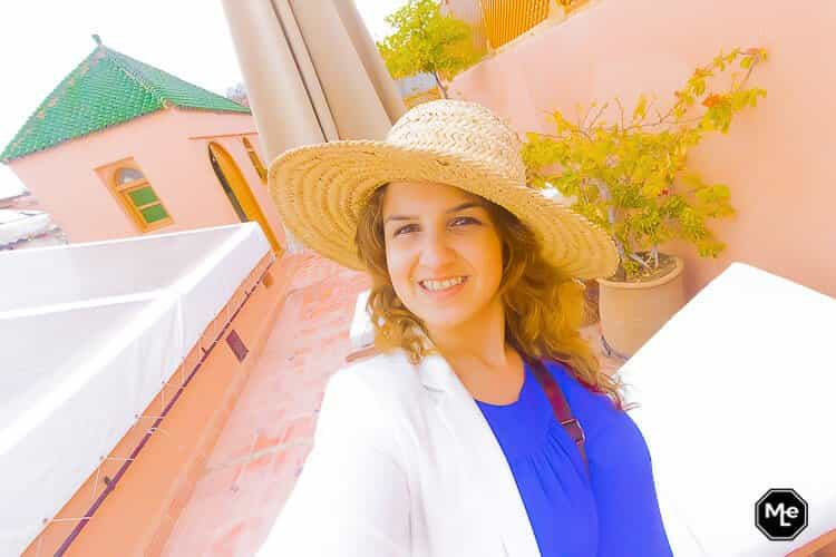 Marrakech travel report-riad