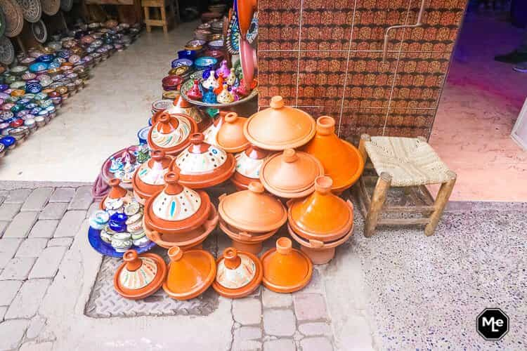 Marrakech travel report-tajine