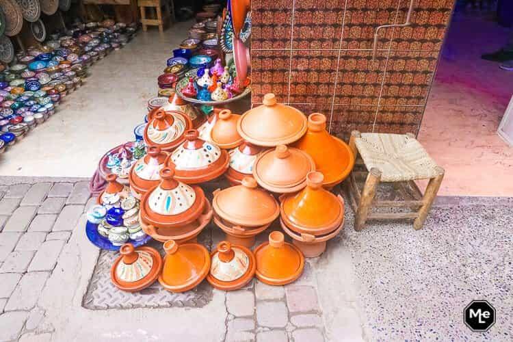 Marrakech travel report-tajine