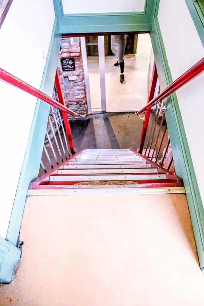 Hotspot - de bakkerswinkel kelder