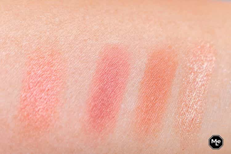 Ultra flawless 3 - swatches 6