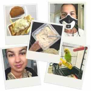 Weekly Snaps #53 - Snoepie, snacks, klussen en ontbijt