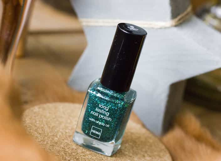 Hema Longlasting Nailpolish Emerald Green