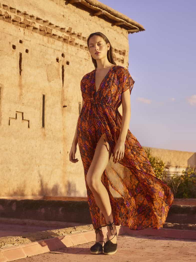 Primark maxi dress