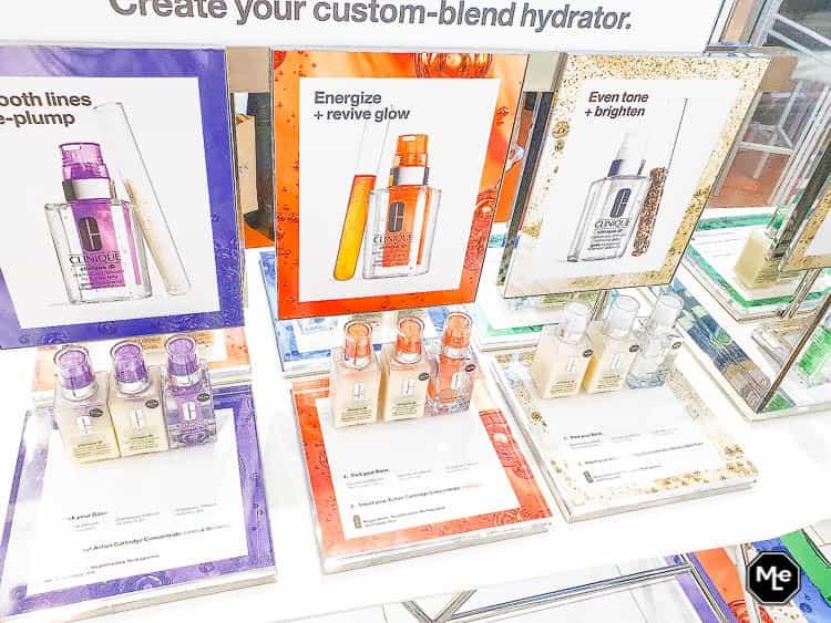 Clinique id producten