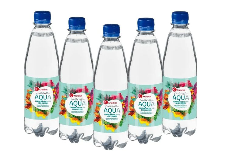 Limited Edition Aqua Mineral Water