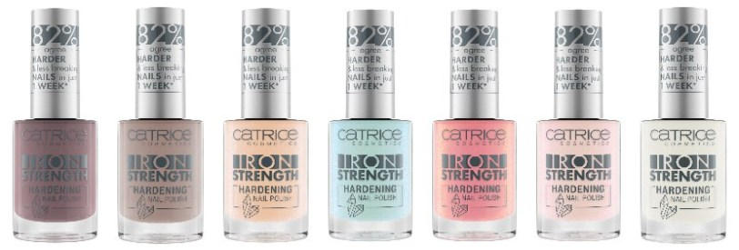 Catrice winter iron strenght - Catrice herfst/ winter collectie 2019