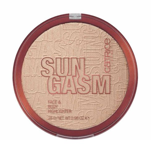 Catrice Sungasm - Face & Body Highlighter