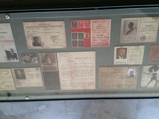 Pesonal belongings of SS