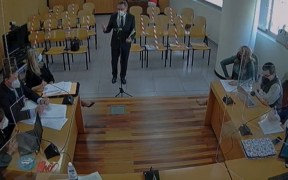 De Castro señala ante la jueza a tres técnicos y a Dunia Almansouri