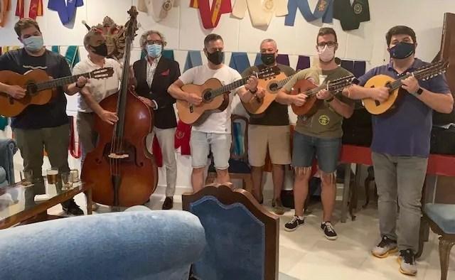 La Tuna de Empresariales de Melilla vuelve a reanudar su actividad