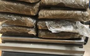 Hachís, trafico de drogas, Melilla