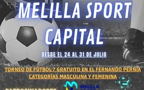 I Copa Evolutio Melilla Sport Capital de Fútbol-7,