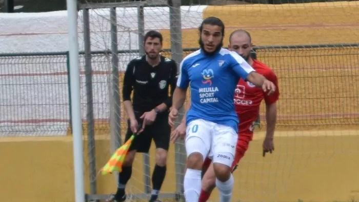 Ali Ali Al-Lal U.D. Melilla
