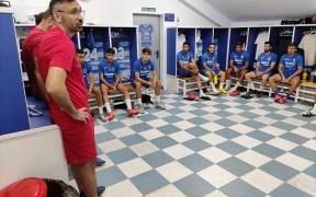 Manolo Herrero, entrenador y director deportivo de la U.D. Melilla