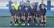 Conjunto de la Peña Santillana, campeón de la I Copa Evolutio Melilla Sport Capital