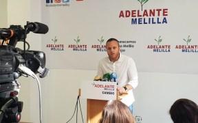 Sergio Martínez Adelante Melilla