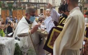 Francisco Javier Cuenca es designado capellán de la cárcel y párroco de Santa María Micaela