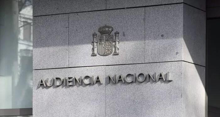 Foto de la Audiencia Nacional