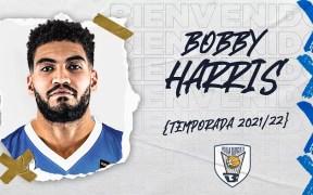 Bobby Harris llega procedente del Afanión Almansa