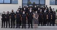 La Policía Nacional amplía su plantilla en Melilla