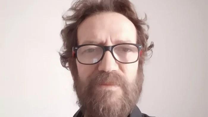 Oscar Gastelumendi, secretario de Organización de Podemos Melilla