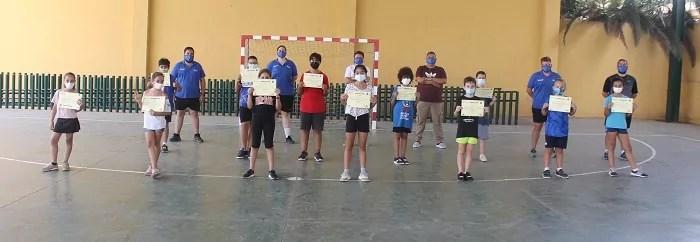 'Campamento Deportivo sin Covid'