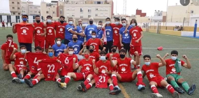 Jóvenes promesas de Melilla