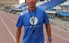 Juanjo Garcés, entrenador del MSC Rusadir