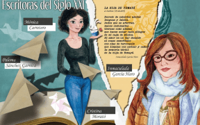 Mujeres escritoras agosto