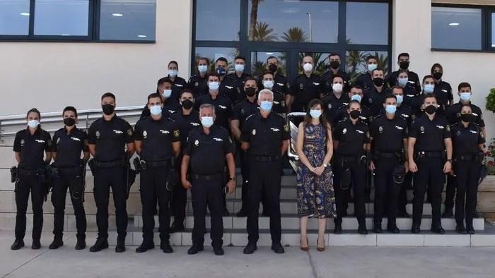 Policía Nacional de Melilla