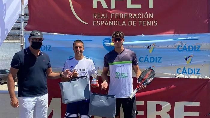 Saulo Tejada y Víctor López suman cuatro victorias consecutivas