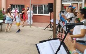 Jornada festiva en la Residencia de Mayores de Melilla