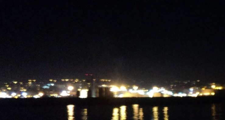 Luz en Melilla