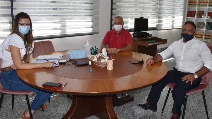 Moh aborda con el Minusval Melilla su oferta para fichar a la juzgadora afgana Nilofar Bayat