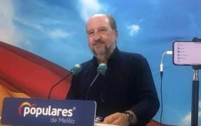 El diputado local del PP Manuel Ángel Quevedo