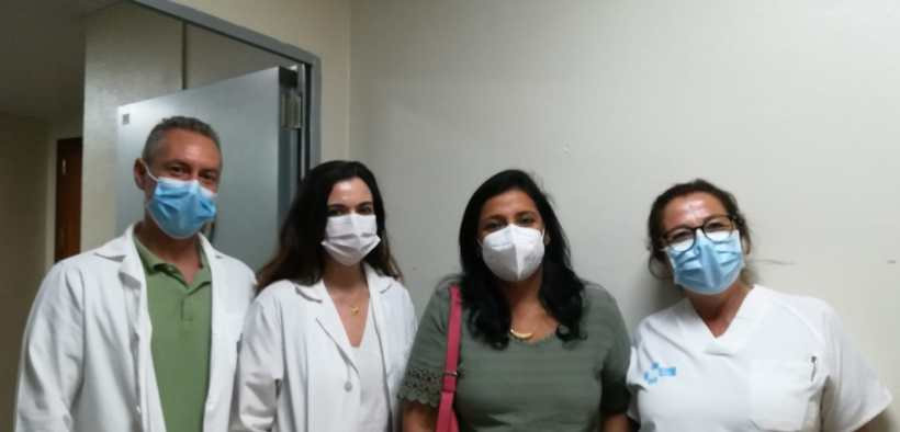 Supervisores del Hospital Comarcal