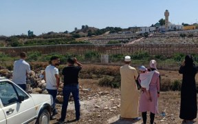 Foto AMDH en Nador