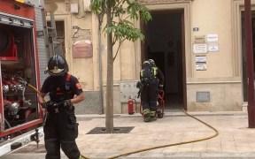 Incendio de Melilla